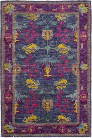 Solo Rugs Arts And Crafts M1661-69  Area Rug