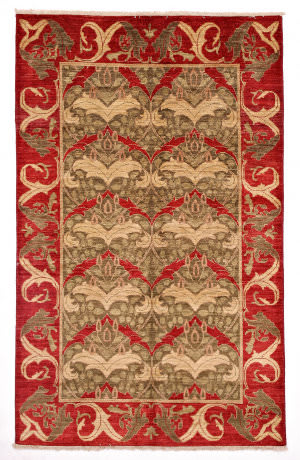 Solo Rugs Arts And Crafts 176232  Area Rug