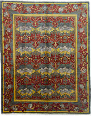 Solo Rugs Arts And Crafts 176234  Area Rug