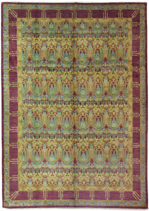 Solo Rugs Arts And Crafts 176235  Area Rug