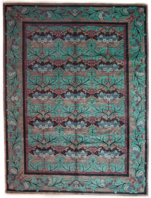 Solo Rugs Arts And Crafts 176248  Area Rug