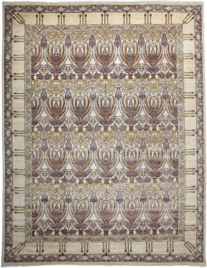 Solo Rugs Arts And Crafts 176249  Area Rug