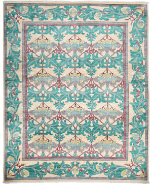 Solo Rugs Arts And Crafts 176254  Area Rug