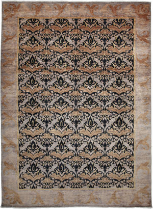Solo Rugs Arts And Crafts 176261  Area Rug
