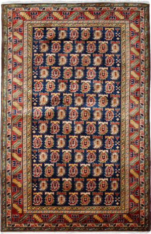 Solo Rugs Shirvan 178087  Area Rug