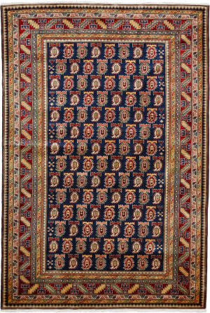 Solo Rugs Shirvan 178098  Area Rug