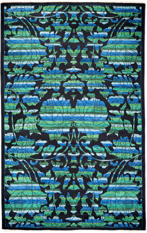 Solo Rugs Arts And Crafts 176283  Area Rug