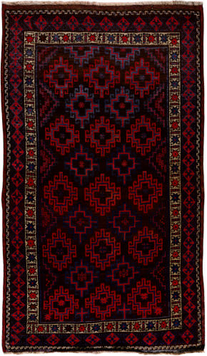 Solo Rugs Tribal 178548  Area Rug
