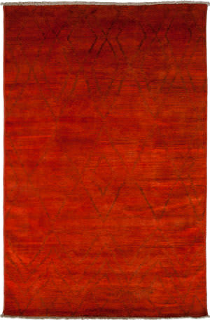 Solo Rugs Moroccan 177484  Area Rug