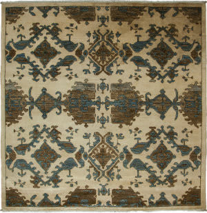 Solo Rugs Eclectic 176668  Area Rug