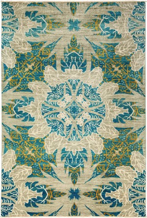 Solo Rugs Eclectic 176669  Area Rug
