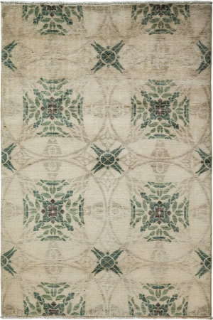 Solo Rugs Eclectic  4' x 6' Rug