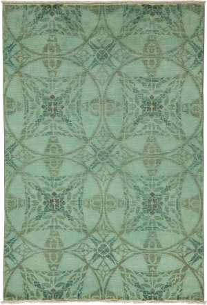 Solo Rugs Vibrance 178681  Area Rug