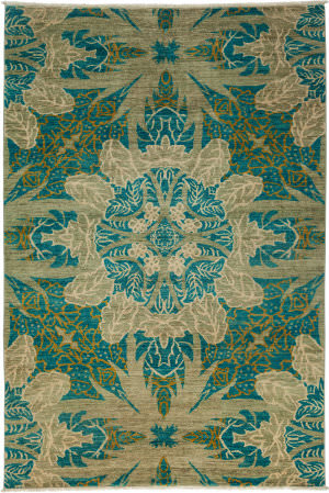 Solo Rugs Eclectic 176674  Area Rug