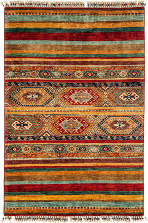 Solo Rugs Tribal 178559  Area Rug