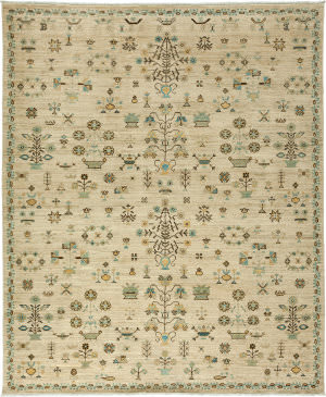 Solo Rugs Eclectic 176691  Area Rug