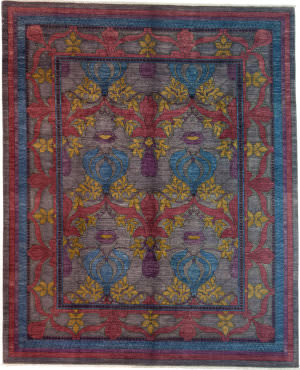 Solo Rugs Arts And Crafts 176351  Area Rug
