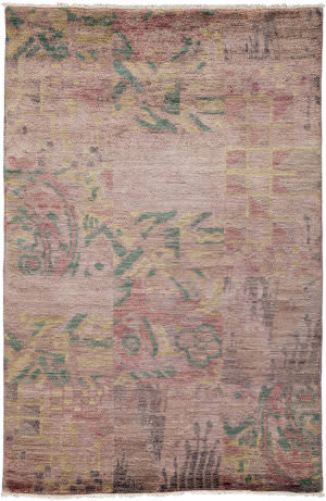 Solo Rugs Eclectic 176696  Area Rug