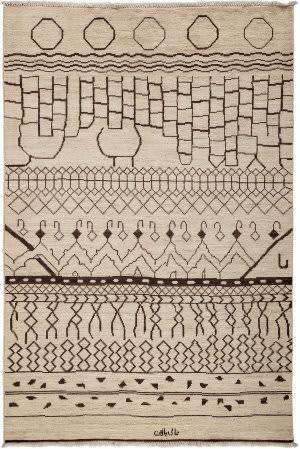 Solo Rugs Moroccan 177534  Area Rug