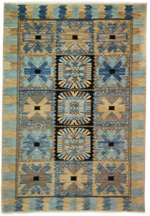 Solo Rugs Eclectic 176697  Area Rug
