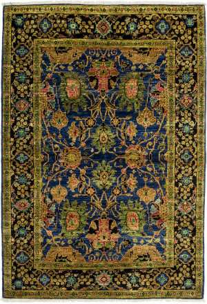 Solo Rugs Eclectic 176700  Area Rug