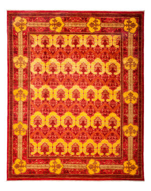 Solo Rugs Arts And Crafts  8' x 9'9'' Rug