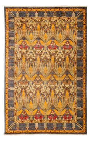 Solo Rugs Arts And Crafts 176379  Area Rug