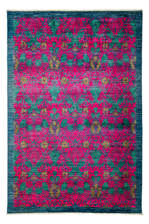 Solo Rugs Arts And Crafts 176382  Area Rug