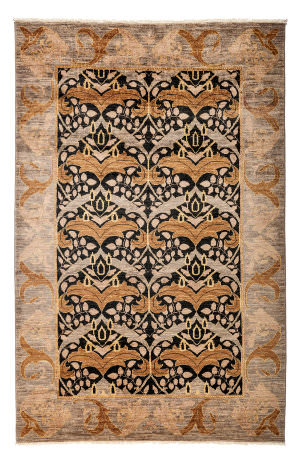 Solo Rugs Arts And Crafts 176384  Area Rug