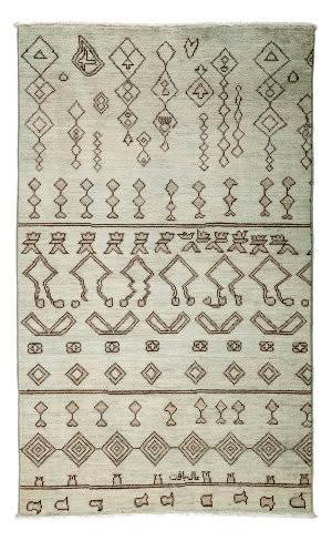 Solo Rugs Moroccan 177544  Area Rug