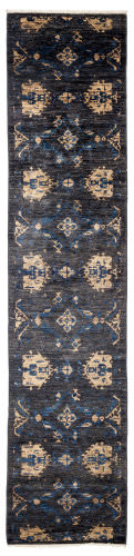 Solo Rugs Eclectic  2'9'' x 12' Runner Rug