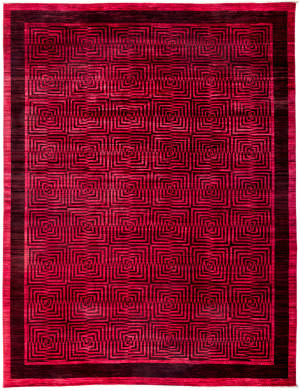 Solo Rugs Vibrance  8'10'' x 11'8'' Rug