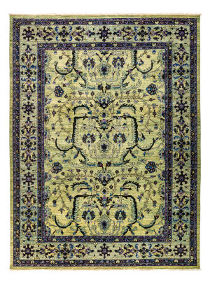 Solo Rugs Eclectic 176784  Area Rug