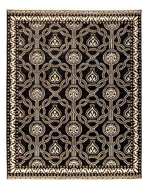 Solo Rugs Eclectic 176786  Area Rug