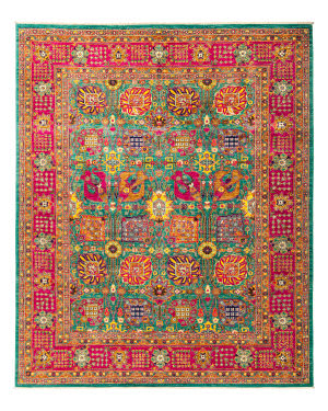 Solo Rugs Eclectic 176809  Area Rug