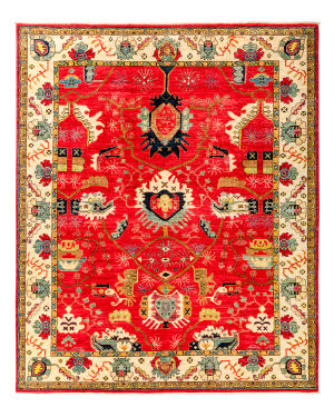 Solo Rugs Eclectic 176835  Area Rug