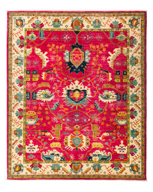 Solo Rugs Eclectic 176839  Area Rug