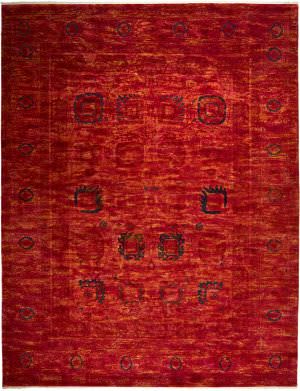 Solo Rugs Vibrance M1868-16  Area Rug