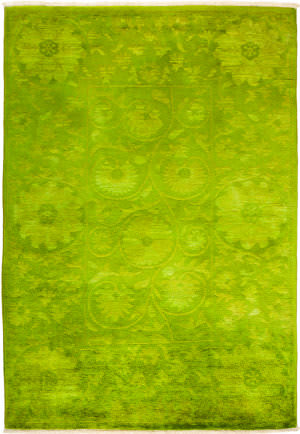 Solo Rugs Vibrance M1877-100  Area Rug