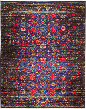 Solo Rugs Eclectic M1877-305  Area Rug