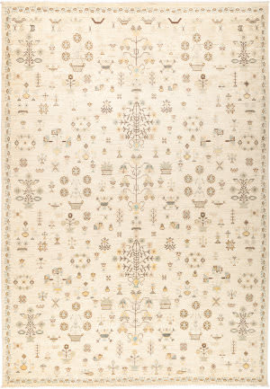 Solo Rugs Eclectic M1877-317  Area Rug