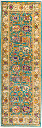 Solo Rugs Eclectic M1877-340  Area Rug