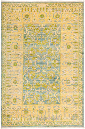 Solo Rugs Eclectic M1877-386  Area Rug