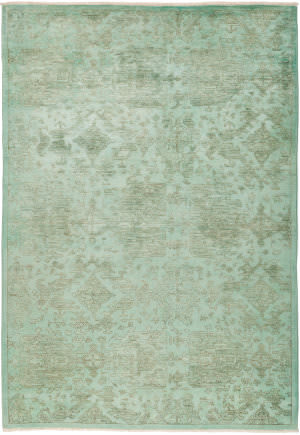 Solo Rugs Vibrance M1877-71  Area Rug