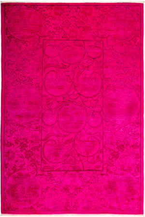 Solo Rugs Vibrance M1877-95  Area Rug