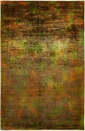 Solo Rugs Vibrance M1884-166  Area Rug