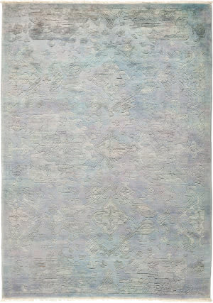 Solo Rugs Vibrance M1884-209  Area Rug