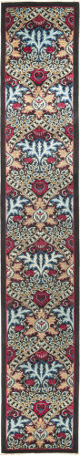 Solo Rugs Eclectic M1884-345  Area Rug