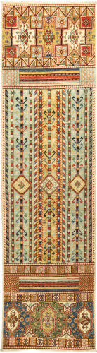 Solo Rugs Tribal M1884-361  Area Rug