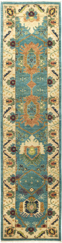 Solo Rugs Eclectic M1884-363  Area Rug